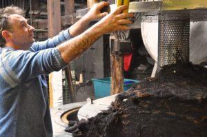 Second Half of Wet Wool
