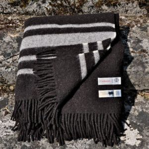 Travel Rug - Zwartbles