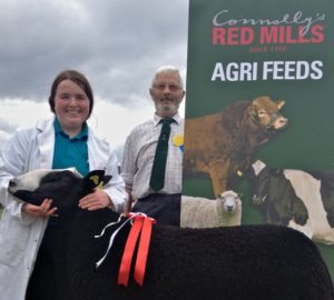 Alicia O'Keeffe, Limestone Angus, & the Judge John