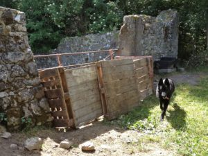 Fort Knox Ram Barrier