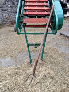 Old Hay Sprong Still Useful