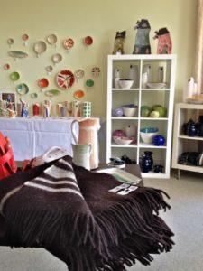 Zwartbles Travel Rug In Made in Kilkenny Popup Shop