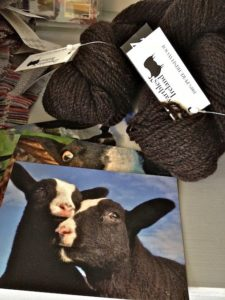 Zwartbles Ireland Yarn