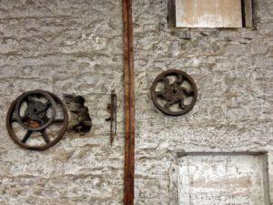 Wheels on Walls