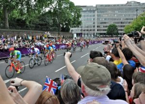 Olympic Bicycle Race