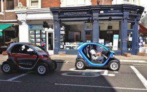 Teeny Tiny Cars