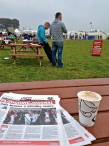 First a Coffee & the Mornings Reading