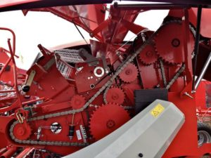 The Workings of Farm Equipment