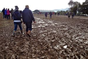 Muddy Arrival in 2012