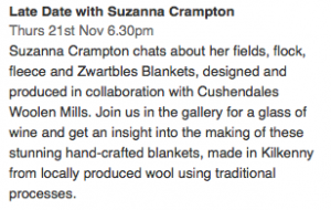 My Talk at the National Craft Gallery